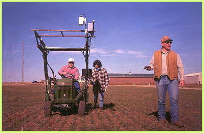 Early sensors in agriculture