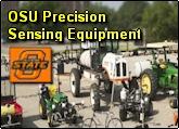 Precision Sensing Equipment Developed at Oklahoma State University