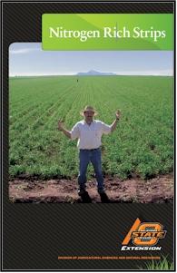 Nitrogen Rich Strips for Improved Nitrogen Fertilizer Management