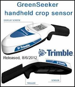 Trimble GreenSeeker handheld sensor