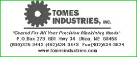 Tomes Industries