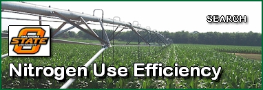 Nitrogen Use Efficiency, Improved Precision Sensing Technologies for Corn and Wheat